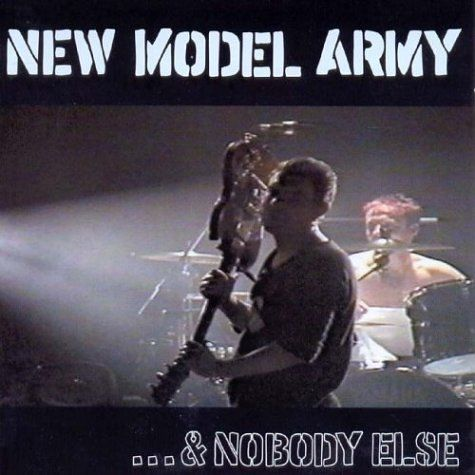 New model army and nobody else 1999 - Nobody is perfect mobel ...