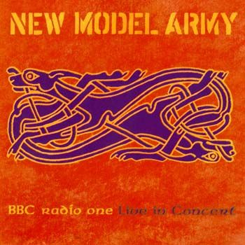 New Model Army - Live Albums
