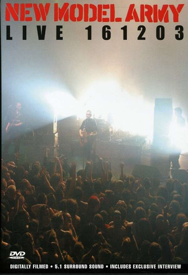 New Model Army - Live 161203 (2004)