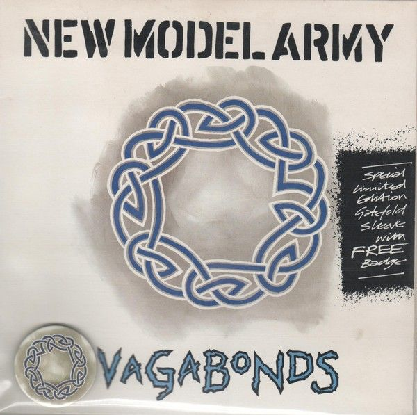 New Model Army - Vagabonds (1989)