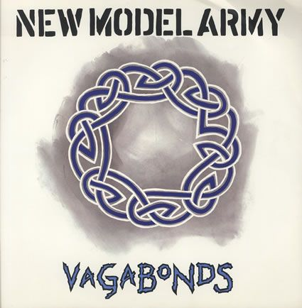 New Model Army New Model Army S Artwork